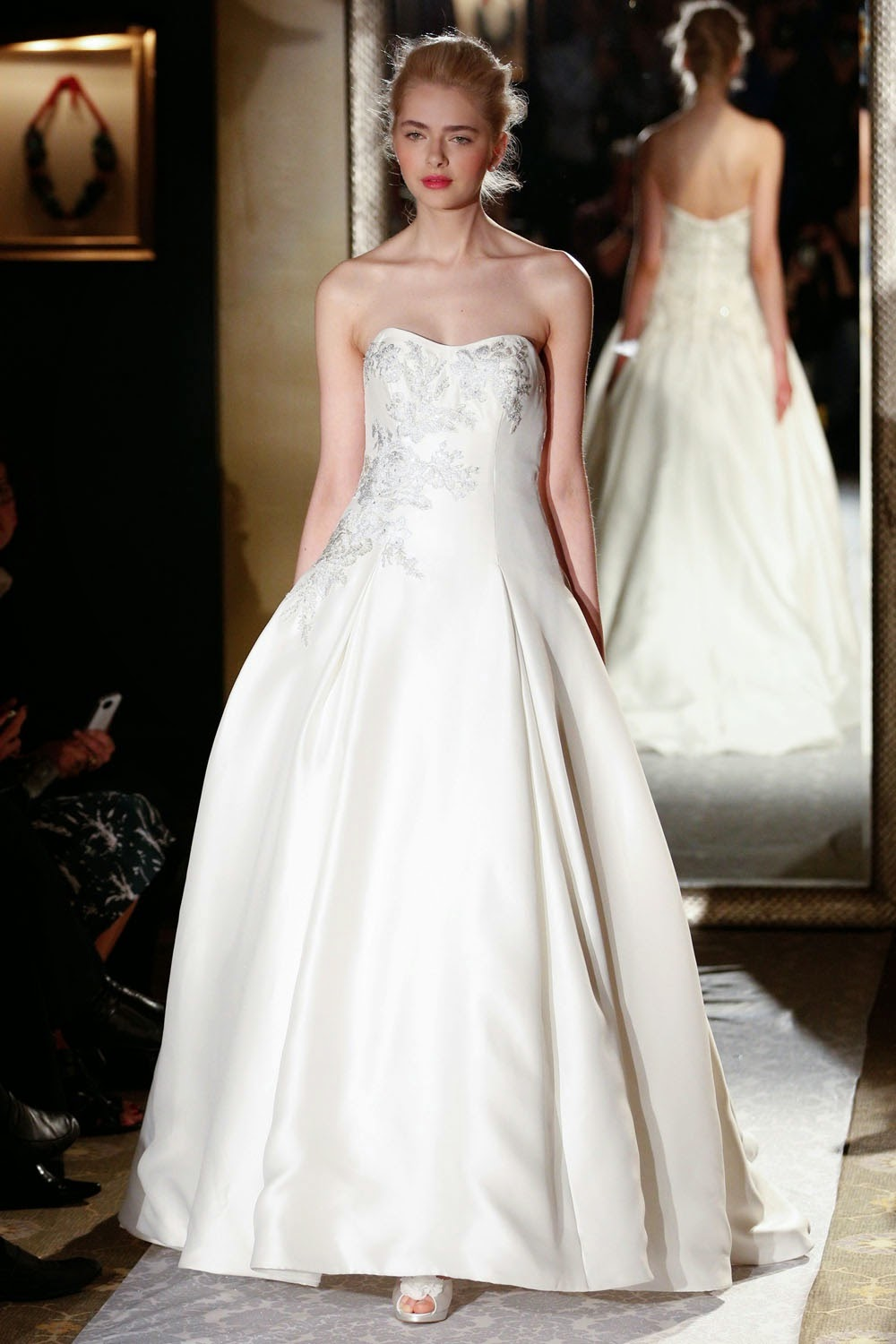 oleg cassini spring 2015 wedding dresses world of bridal