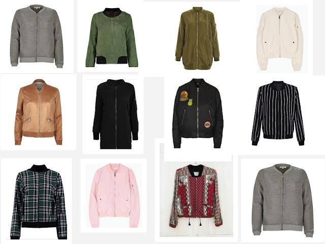 Mission Shopping ... La veste..