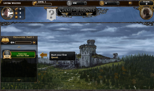 Juega gratis Game of Trones en Facebook - www.dominioblogger.com