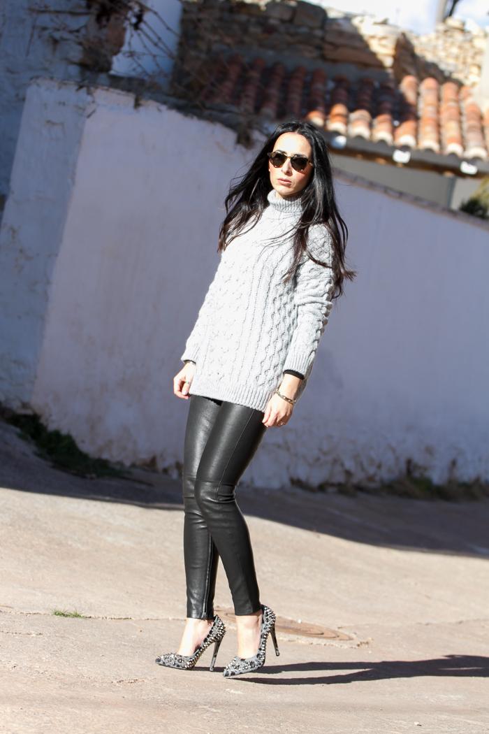 Blogger moda de Valencia estilo femenino pelo largo withorwithoutshoes