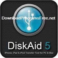 برنامج نقل الملفات من و الى الايفون DiskAid Transfer Files From to Iphone