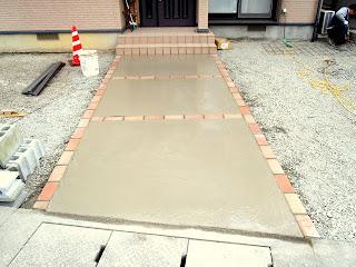 K様邸外構工事(2)