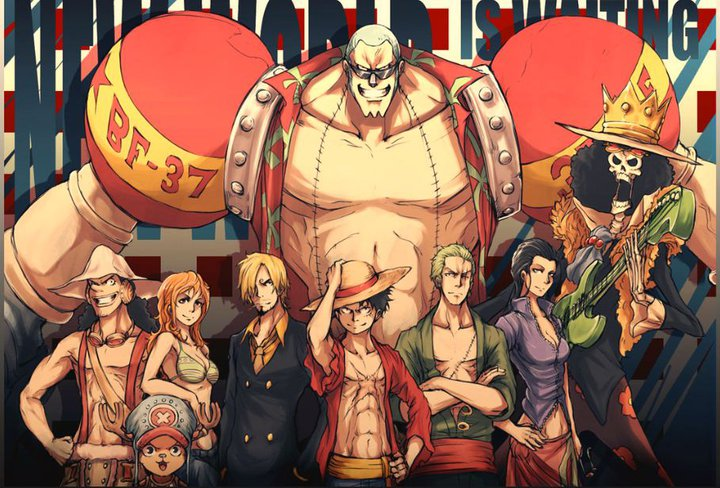One Piece Episode 1 - 458 (Project Sub Indo)