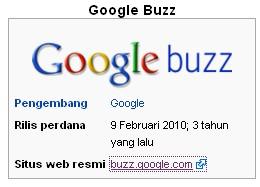Mengapa Google Menonaktifkan Google Buzz