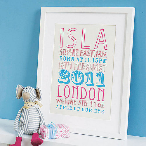 Personalised baby gifts chic little baby personalised baby gifts negle