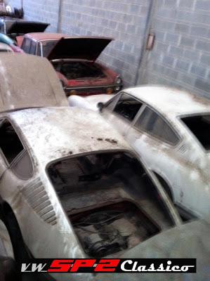 Coleção abandonada de Volkswagen SP2_23