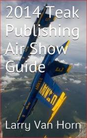 2014 Teak Publsihing Air Show Guide