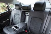 2015 New Volkswagen Passat Limited edition interior seat view