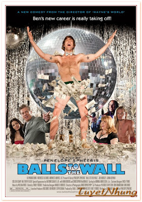 Watch Balls to the Wall 2011 BRRip Hollywood Movie Online | Balls to the Wall 2011 Hollywood Movie Poster