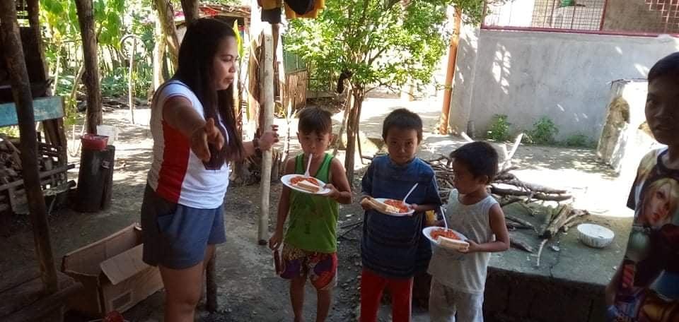 Matutdelinger. Filippinene.