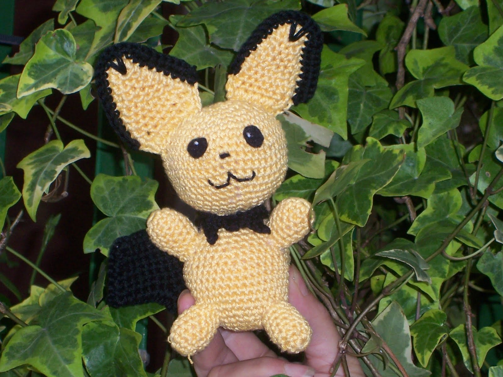 Amigurumi Pokemon Schemi : LUNCINETTO DI FRANCA: pokemon: pichu alluncinetto