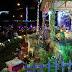 Nacimientos navideños de la Avenida Bolívar inmensamente visitados