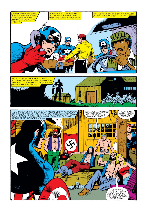 Captain America (1968) Issue #259 #174 - English 10