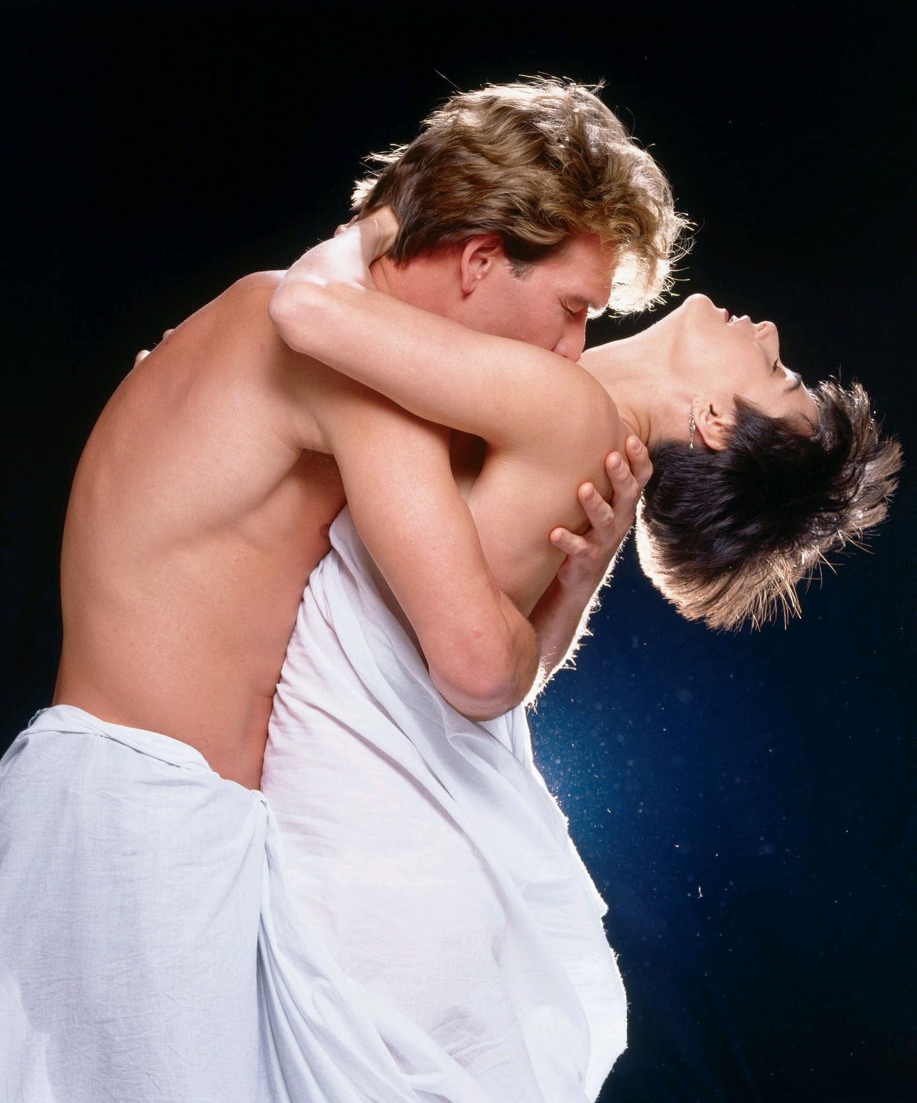 Demi Moore and Patrick...