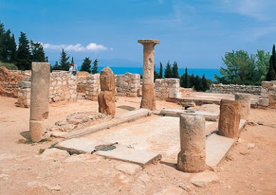 Empúries: The ancient Greek town of Spain