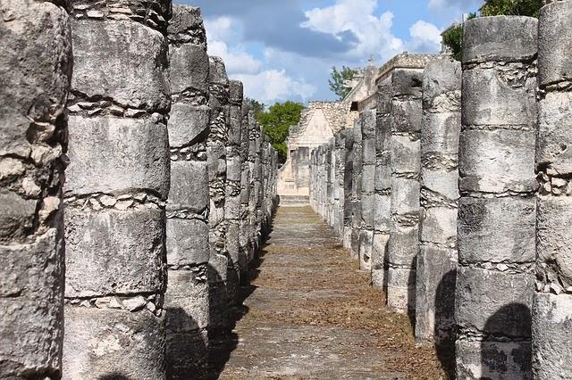 Mexico Maya Chichen Itza Kukulcan