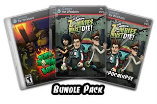 Burn Zombie Burn! Trilogy pc