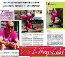Entrevista en Viu L'Hospitalet (mayo'16)