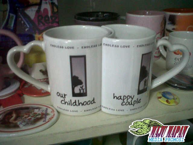 Pembuatan Mug Couple