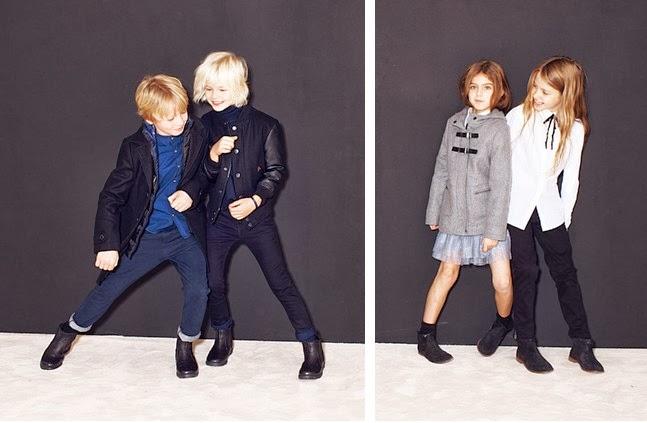ropa niños de moda