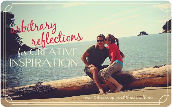 Arbitrary Reflections for Creative Inspiration