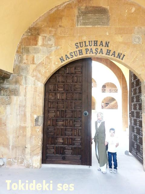 Beypazarı Suluhan(Nasuh Paşa Hanı) Gezisi