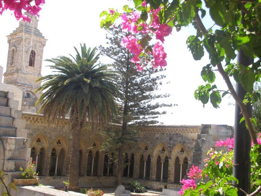 Israel, Jerusalen - Iglesia del Pater Noster