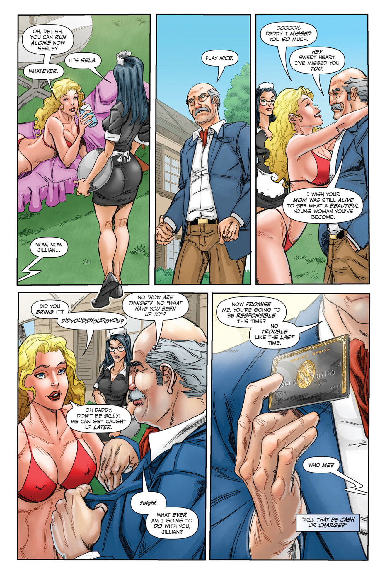 Grimm Fairy Tales (2005) Issue #40 #43 - English 7