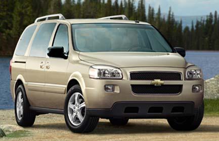 all types of autos chevrolet minivan 2011. Black Bedroom Furniture Sets. Home Design Ideas