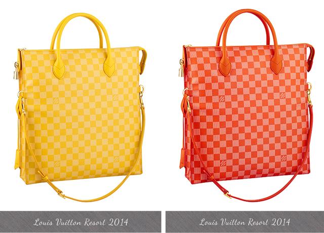 Sac Louis Vuitton Orange