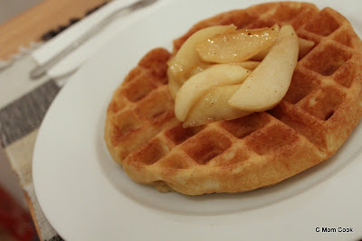 Sourdough Waffle Recipe (Sourdough Surprises)
