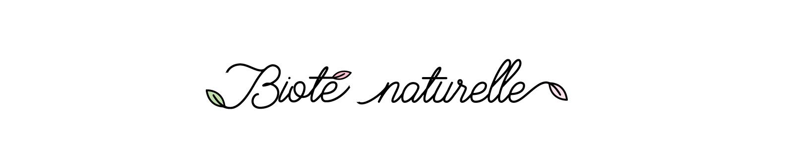 Bioté Naturelle