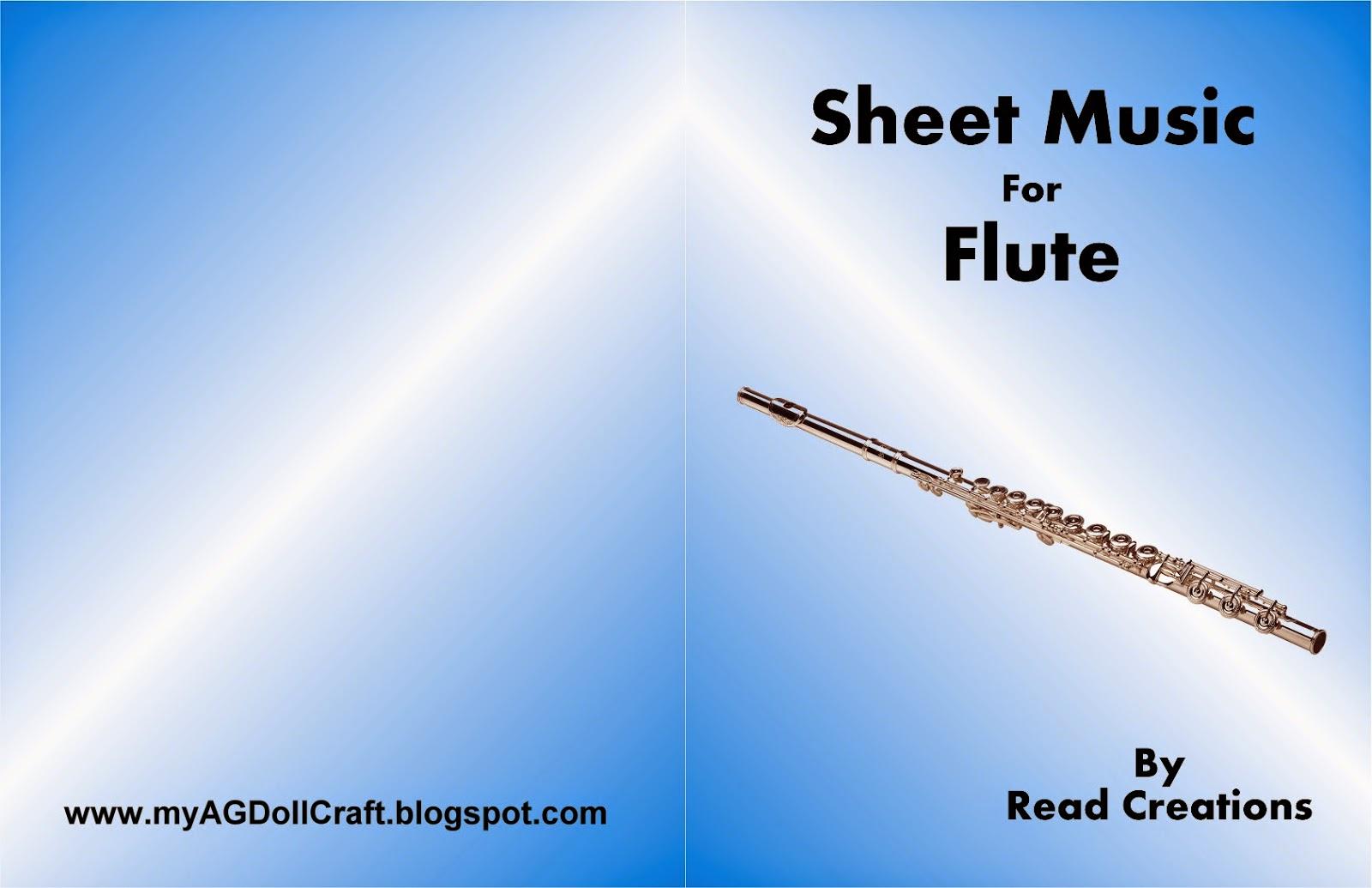 Flute book cover