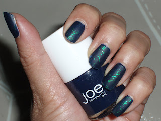 Blue NOTD for Voola