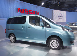 Nissan Evalia Car photo