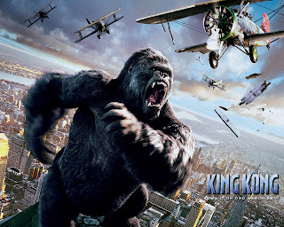 king kong from the movie king kong