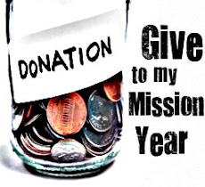 Donate to my Mission Year Fund