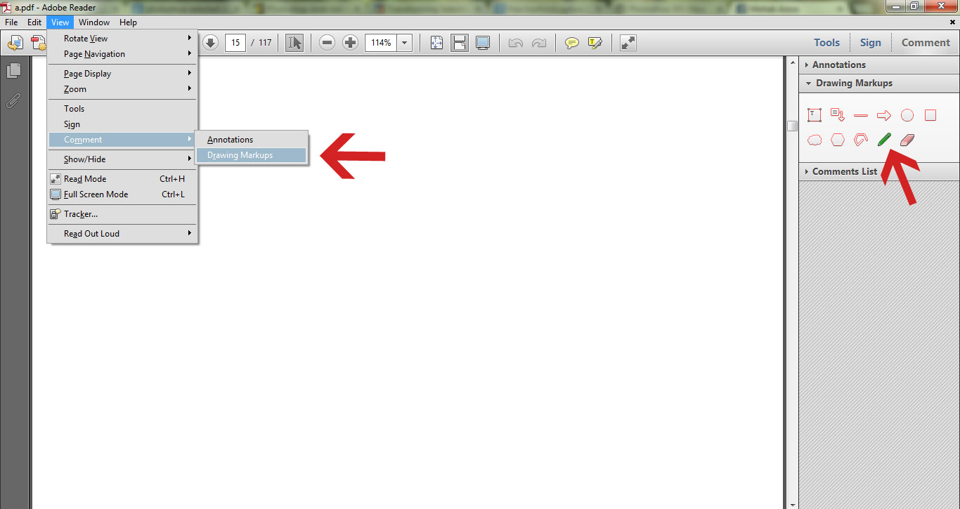 how to get rid of all highlights on pdf file