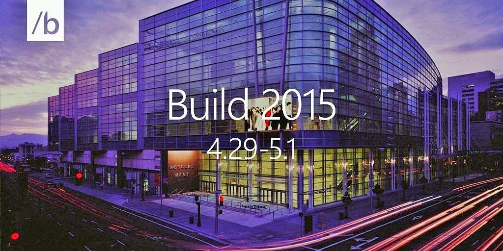 Microsoft announces Build 2015 official mobile app for Windows Phone ...
