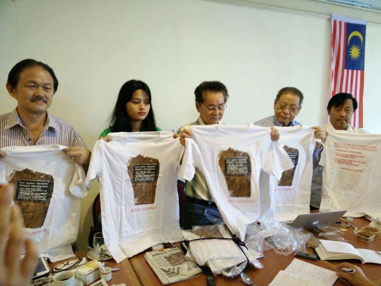 Ketika PPS provok Polis Kit Siang ke Sabah persoal kuasa Pusat untuk pecahkan M sia