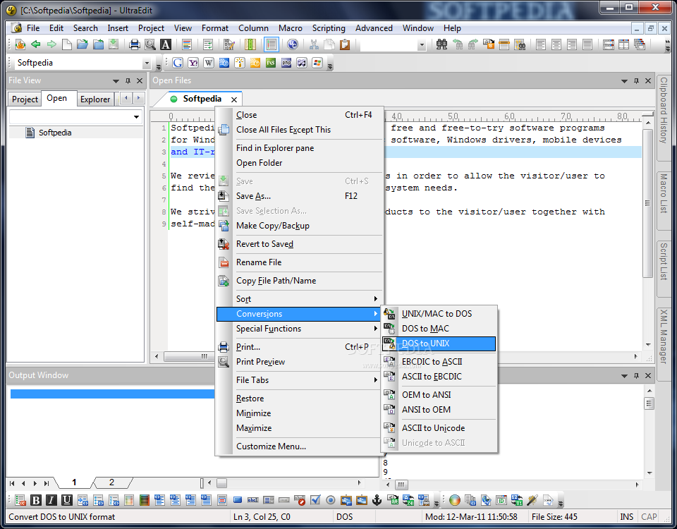 Download UltraEdit Latest Version - Software Download