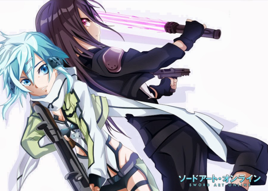 Sword Art Online season 2, Phantom Bullet Arc