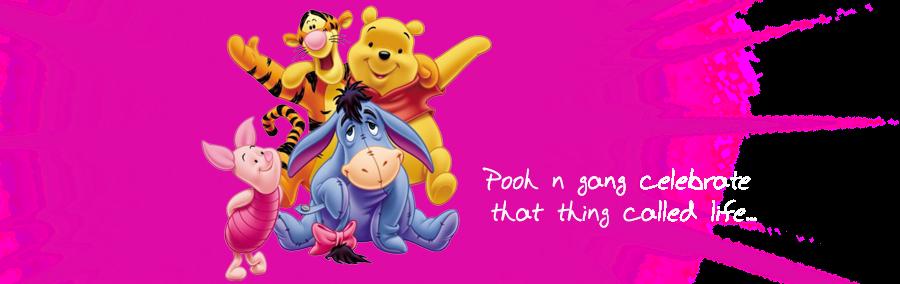 Vinnie the Pooh!