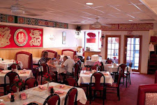 Chan's Inn dinning area