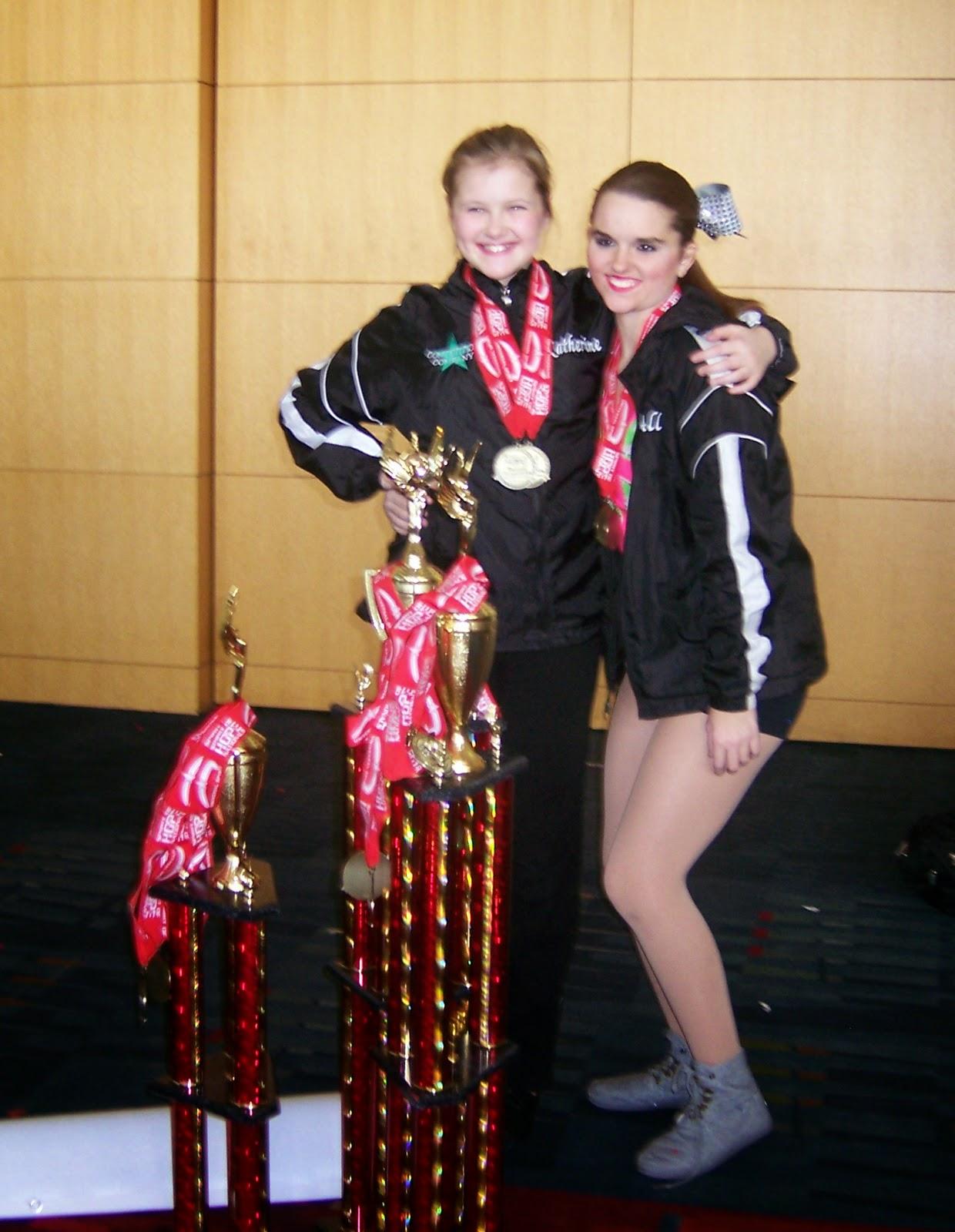 dance classes competition schools charlotte