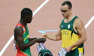 Next London Olympics 2012 : Oscar Pistorius Makes the 400m Semi-finals