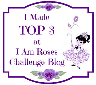 TOP 3 at I am Roses