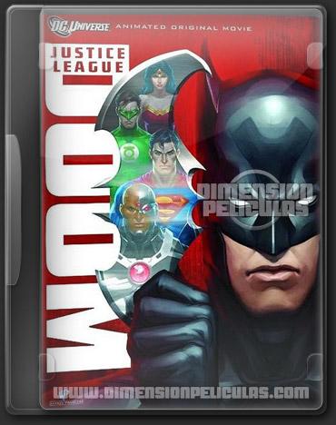 Justice League Doom (BRRip Inglés Subtitulado) (2012)