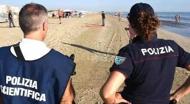 """Ιταλία η Επαλήθευση: Χειροπέδες σε 20χρονο και 3 Κογκολέζους για τον άγριο βιασμό Πολωνής σε παραλία που αρχικά είχαν αποκρύψει οι """"έγκυρες πήγες"""" σκοταδισμού[Βίντεο]"""