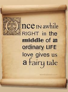 Today's Romantic Quote